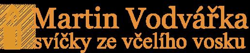 Martin Vodvářka - logo
